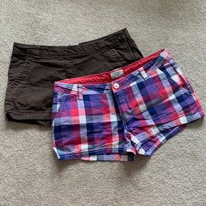 Old Navy & 725 Original Shorts, Bundle of 2